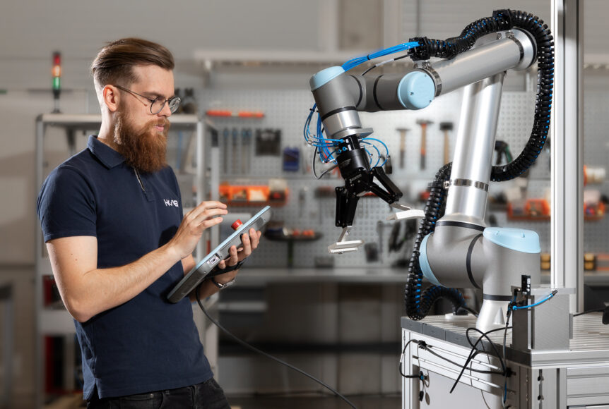 Test Automation - HOOB - Factory Automation & Machine Building